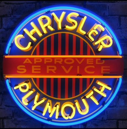 Chrysler & Plymouth Service