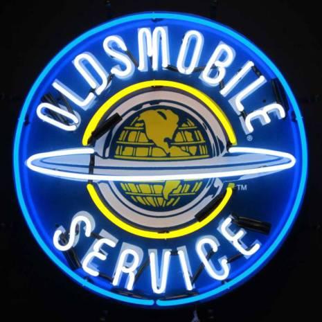 Oldsmobile Service