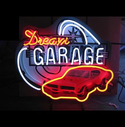 Dream Garage Pontiac GTO
