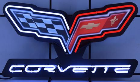 Corvette C6 Emblem