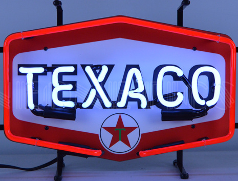 Texaco Hexagon Junior