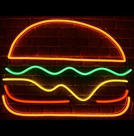Burger Stor 1m