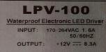 Transformator Kit 12V 10m