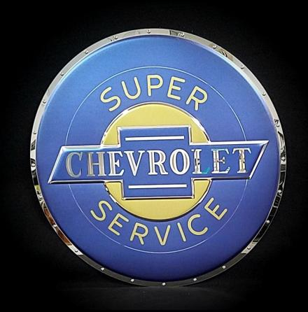 Chevrolet Super Service